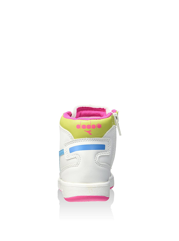 Diadora Zapatillas de Material Sint/ético para ni/ño