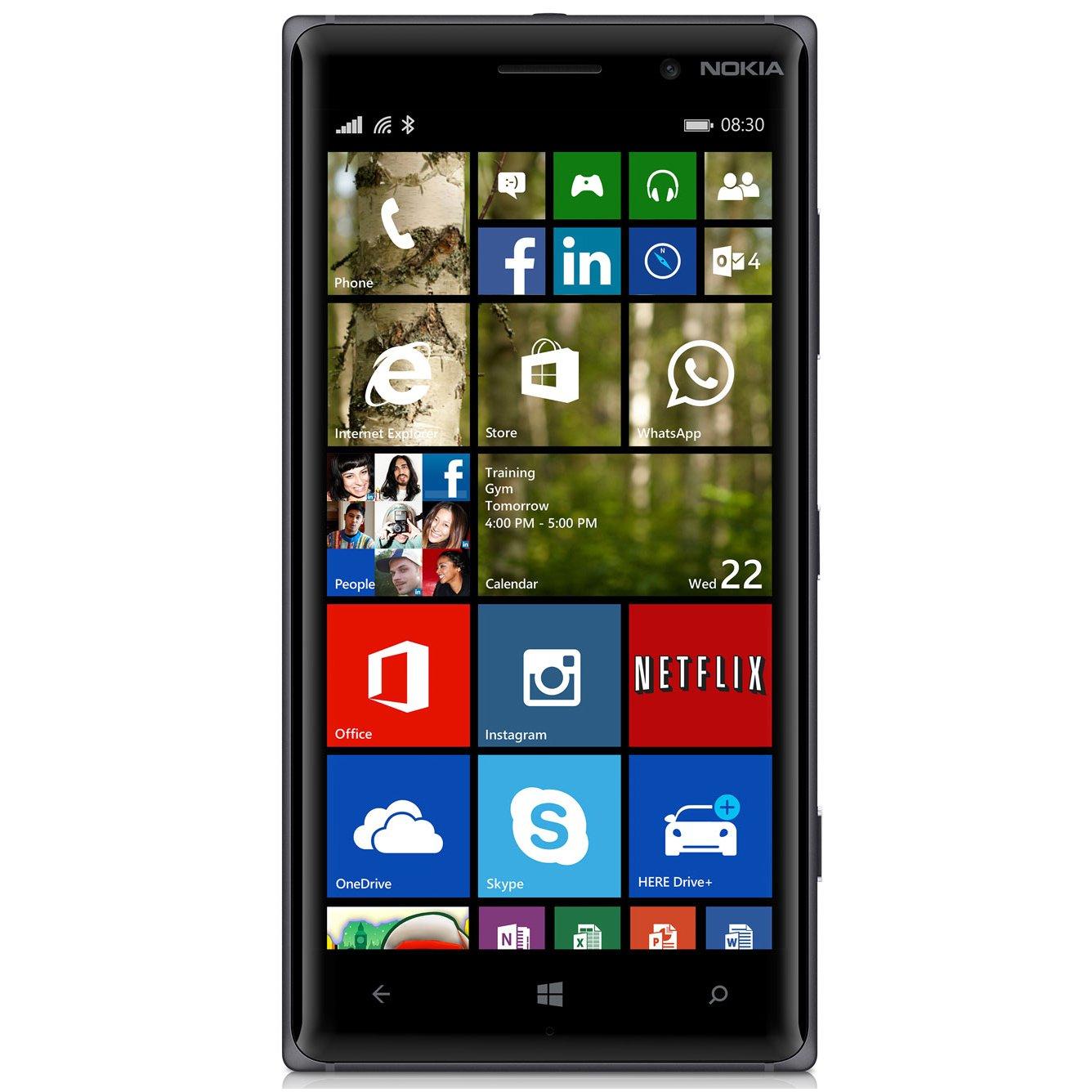 Nokia lumia 830 t mobile - Amazon Com Nokia Lumia 830 Rm 985 16gb Factory Unlocked Us Warranty White Cell Phones Accessories