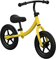 TRIPLE TREE Balance Bike for Toddlers and Kids, Kids Training Bicycle with Inflation-Free EVA Tires, Adjustable Handlebar and
