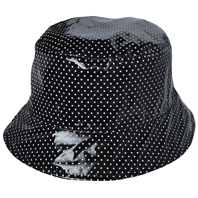 48b1e9a03e941 Lluvia sombrero mujer Reversible de lluvia sombrero meteorológica maletín  sombrero gorro de mujer schlapp sombrero sombrero de verano  Amazon.es  Ropa  y ...
