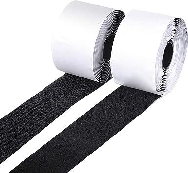 Sellotape Sticky Velcro 24 Hook//Loop Tabs