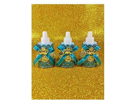 Amazon.com: Royal Azul Y Dorado Corona Little Prince Baby ...