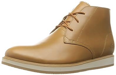 bf87f81eed86 Lacoste Men s Millard Chukka 316 1 Cam Fashion Sneaker Boot