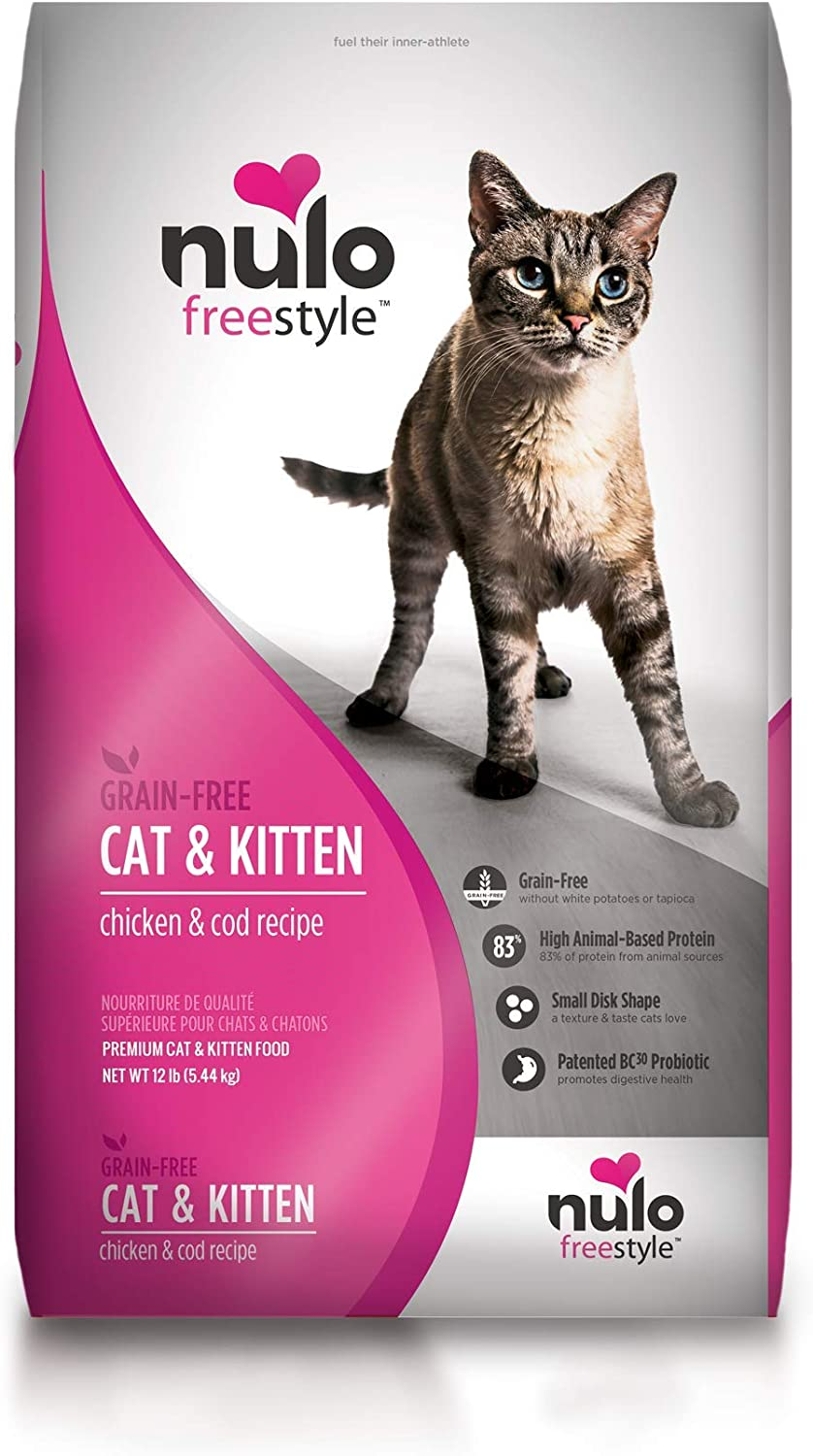 1. Nulo Dry Cat Food