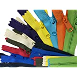 "ZipperStop Distributor YKK ZipperStop Wholesale Authorized Distributor YKK® Sale 14"" Handbag Zipper Assorted Season…"