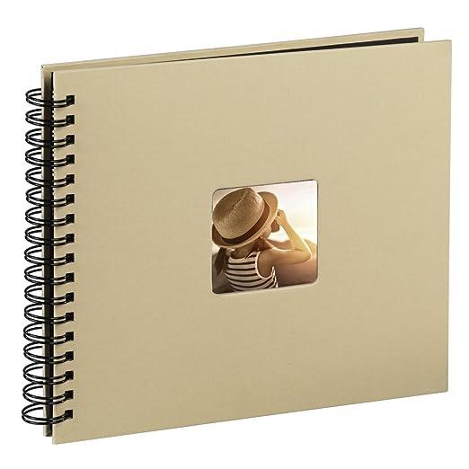 160 opinioni per HAMA Album porta foto con spirale Fine ART, 300 foto 10x15, colore beige