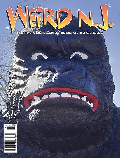 Weird New Jersey Magazine 11