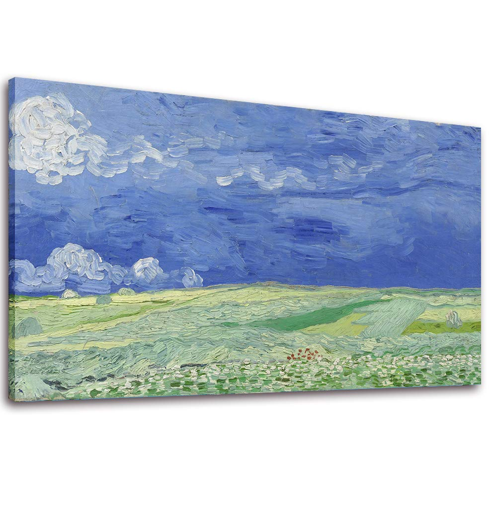 Canvas Wall Art Landscape Absrtact Painting Print - 20