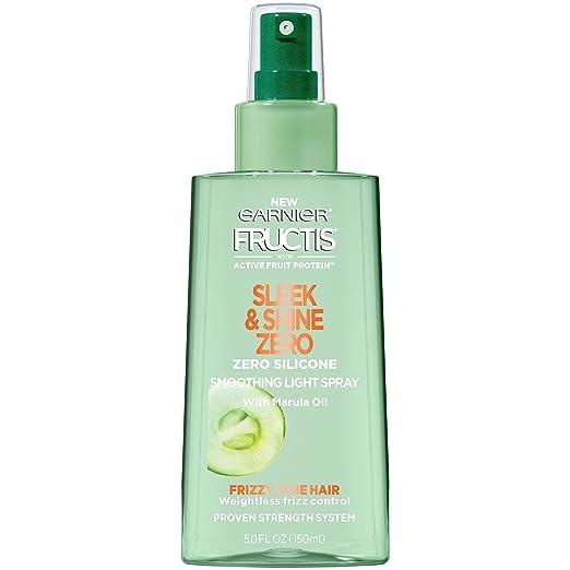 Garnier Hair Care Fructis Sleek & Shine Zero Smoothing Light Spray, 5.1 Flu