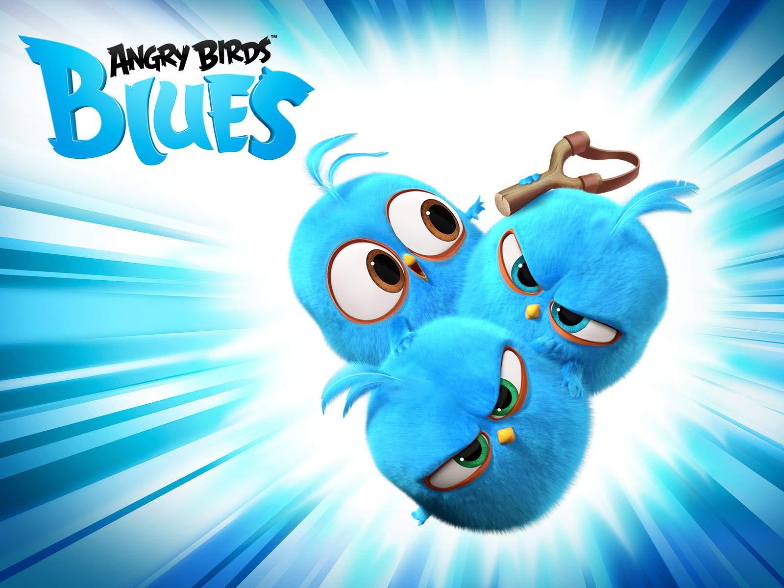 Clip: Angry Birds Blues - Season 1
