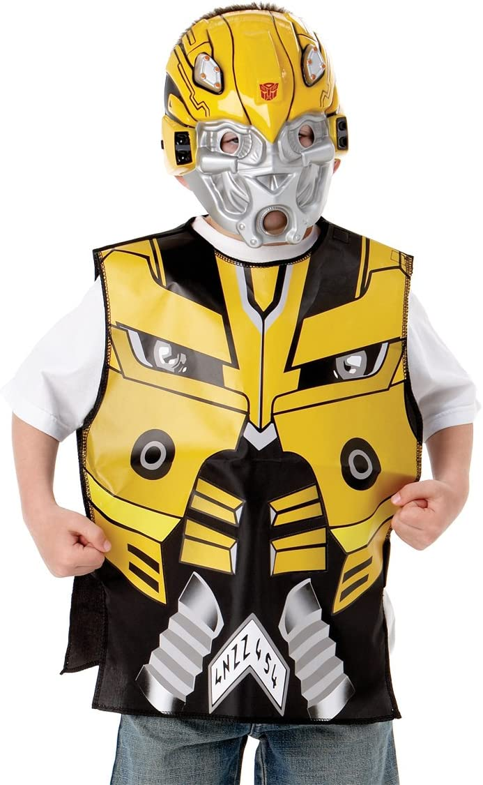 Rubies`s - Disfraz transformers peto-máscara 5/7añ: Amazon.es ...