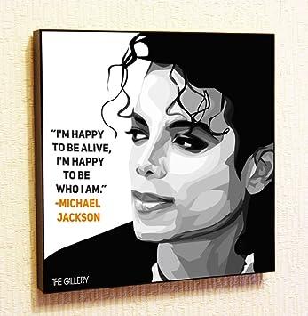 Amazon Com Michael Jackson Music Artist Motivational Quotes Wall