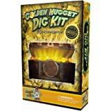 (1, classic) - Golden Nugget Dig Kit - Excavate Real Specimens