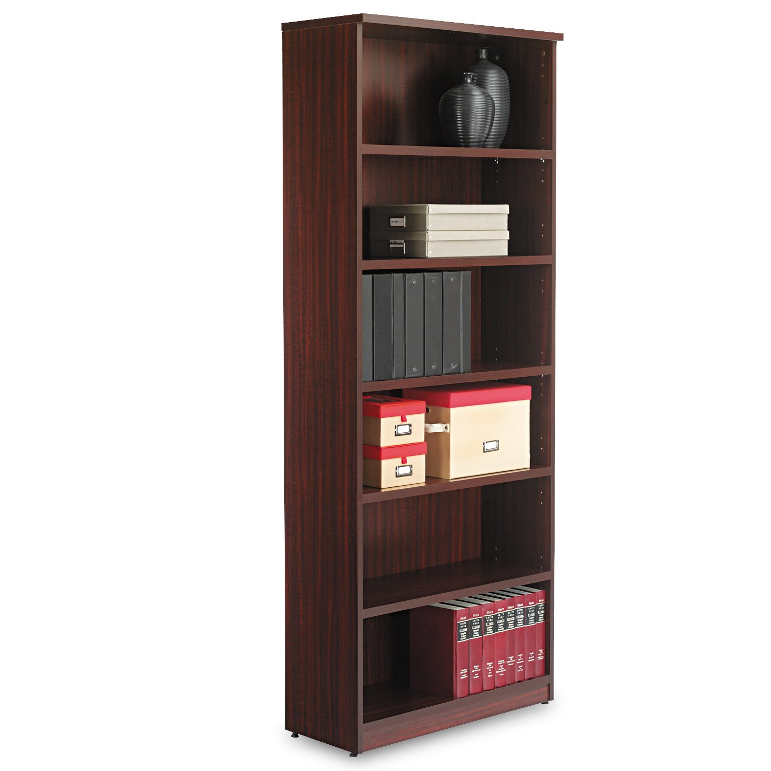 alera va my alera valencia series bookcase six