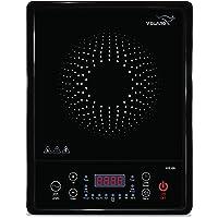 V-Guard VIC 06 1600 Watts Induction Cooktop (Black)