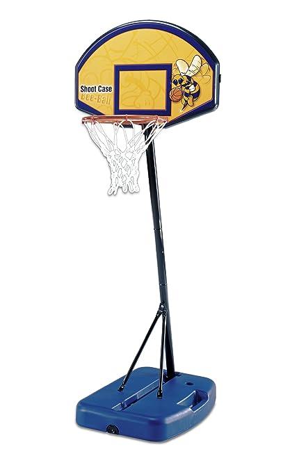 Amazon.com: Vida Shoot Case Mini Canasta de baloncesto Set ...