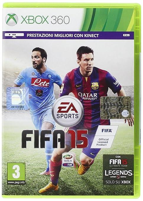 197 opinioni per FIFA 15