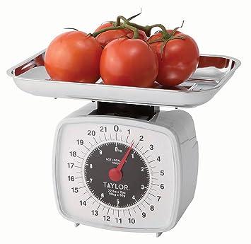 Taylor Precision Products Kitchen Scale (22 Pound/10 Kilogram)