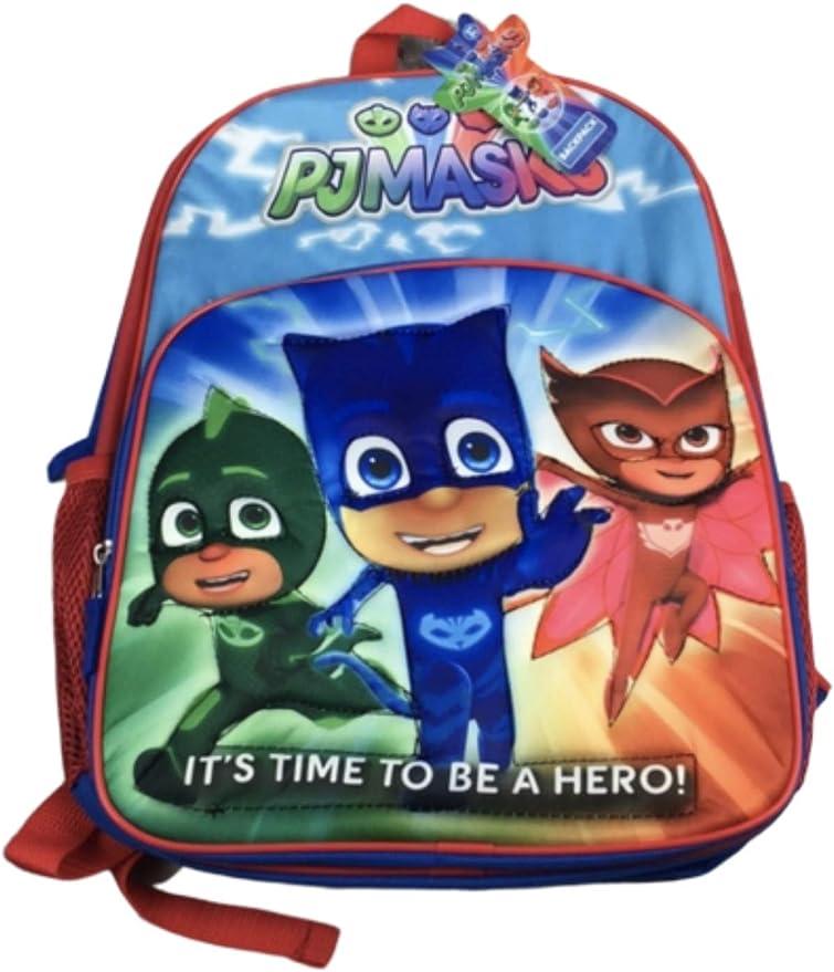 Disney Junior PJ máscaras Owlette, Gekko y Catboy su Tiempo para ser un héroe. 14 BA.