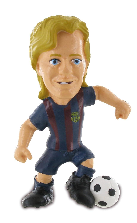 Comansi Y74140. Figura Pvc. Jugador Futbol Club Barcelona. Rakitic. 7cm: Amazon.es: Juguetes y juegos