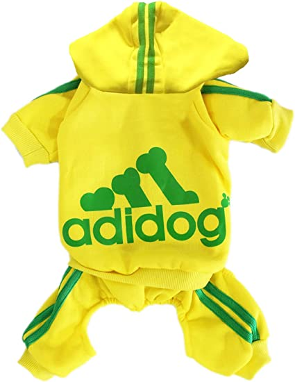 Pink,L Trudz PET Dog Hoodies Security Printed Cotton Jacket Coat for Small Dog /& Medium Dog /& Cat Rdc Pet Apparel Dog Sweatshirt Warm Sweater