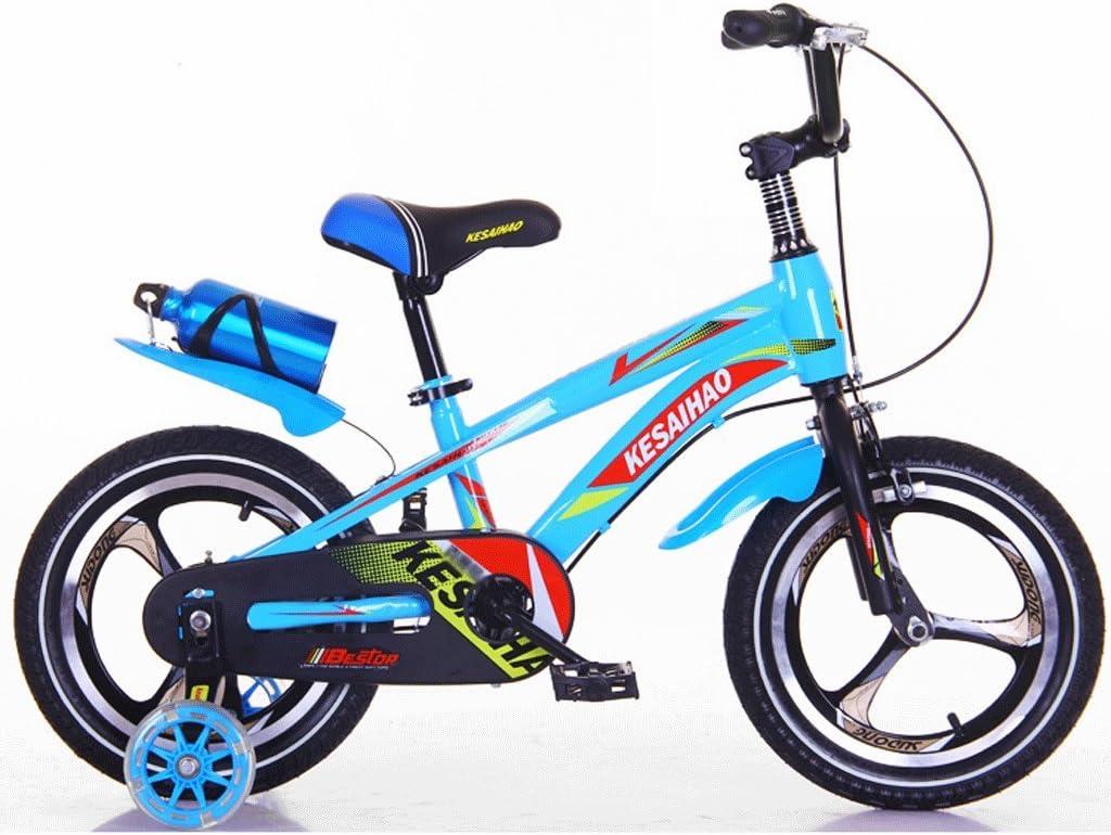YMXLQQ Niños bicicleta niño niña niños bicicleta bicicleta de ...