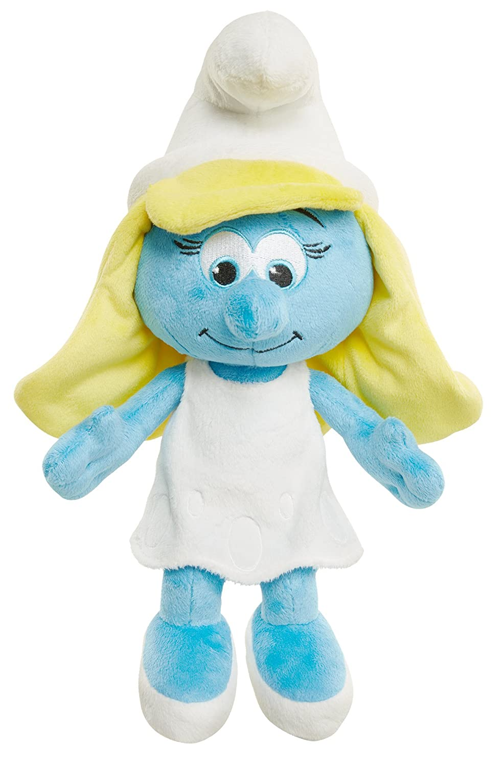 Smurfs The Lost Village Smurfette Talking Feature Plush