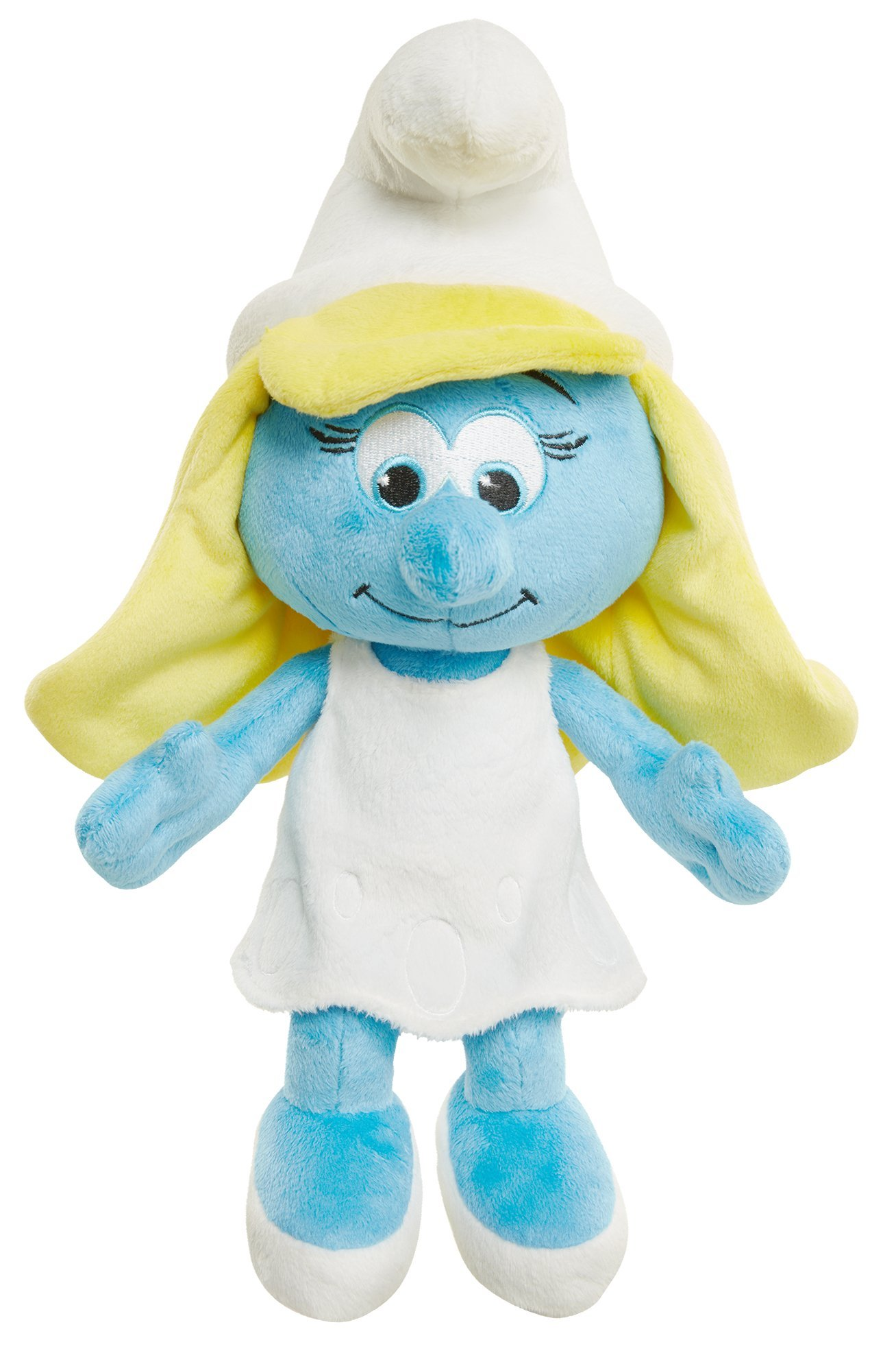 Smurfs The Lost Village Smurfette Talking Feature Plush by The Smurfs