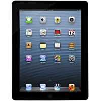 Apple iPad 3 Retina Display Tablet 32GB, Wi-Fi, Black (Certified Refurbished)