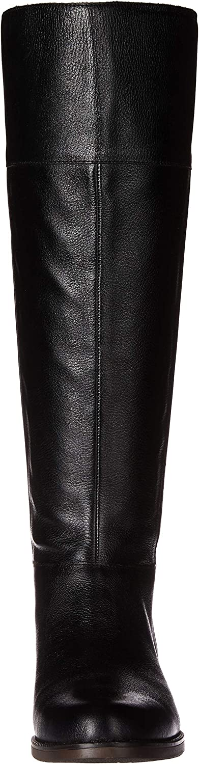 Franco Sarto Womens Christine Wide Calf Riding Boot