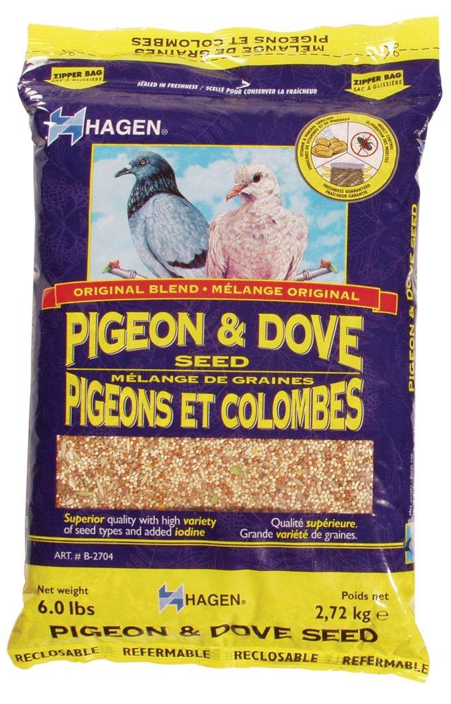 Hagen Pigeon & Dove Staple Vme Seeds, 6 Pounds by Hagen