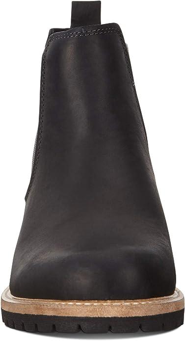 ECCO Damen Elaine Chelsea Boots, Schwarz (Black 2001), 38 EU