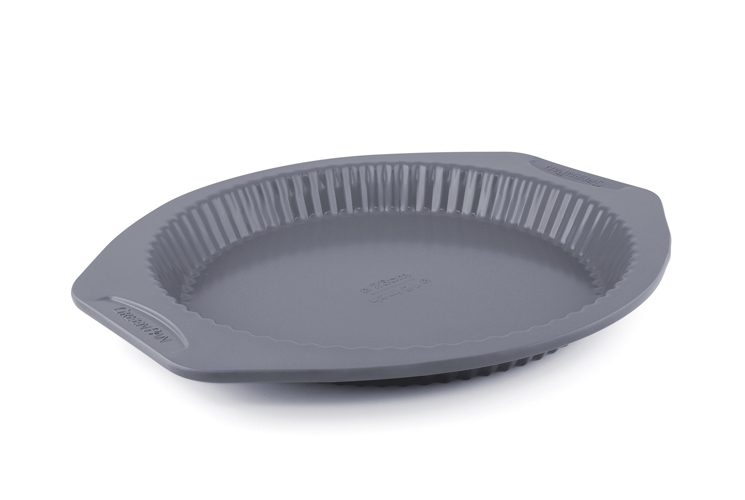 GreenPan 10 Inch Carbon Steel Non-Stick Ceramic Tart Pan by GreenPan (Image #1)