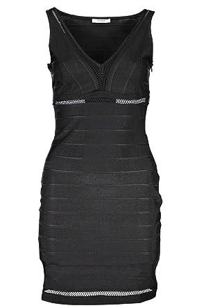 Guess Robes Femme Robe fourreau noir Vêtements