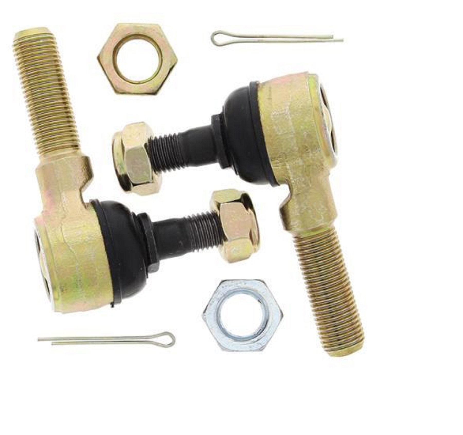 All Balls 51-1017 Tie Rod Upgrade Kit Replacement Ends 51-1017,1 Pack