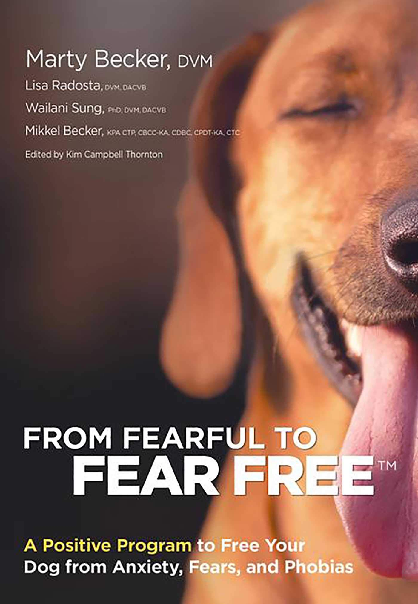 From Fearful to Fear Free: A Positive Program to Free Your Dog from Anxiety, Fears, and Phobias by Health Communications Inc