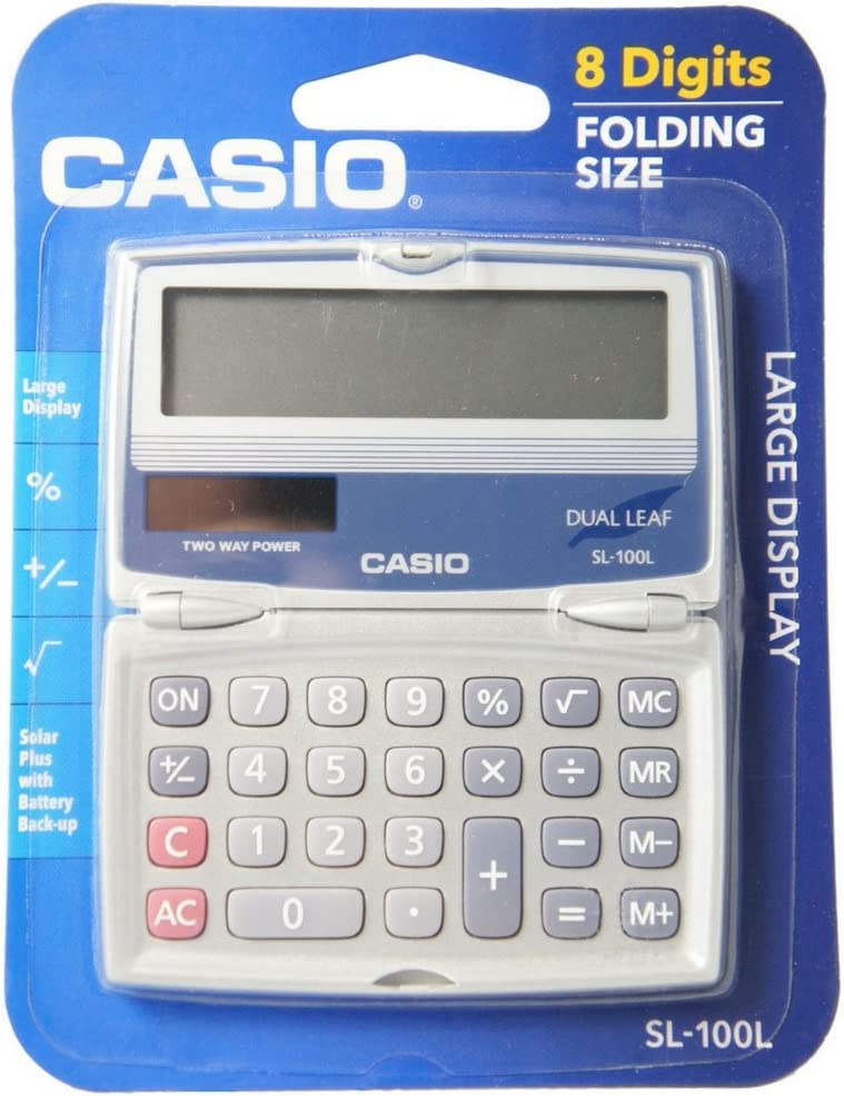 Best compact calculator 2020