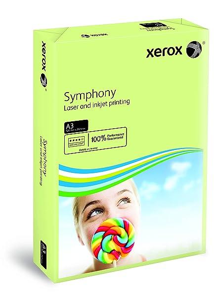 Xerox Symphony Pastel 003R91955 - Papel de colores para impresora ...