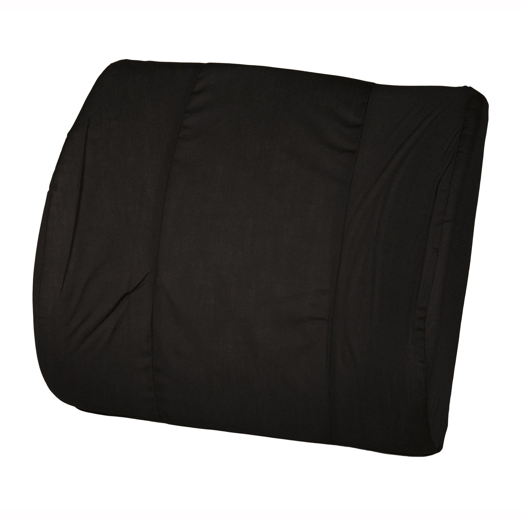 Pcp Lumbar Back Support, Removable Cover Sacro Cushion, Black