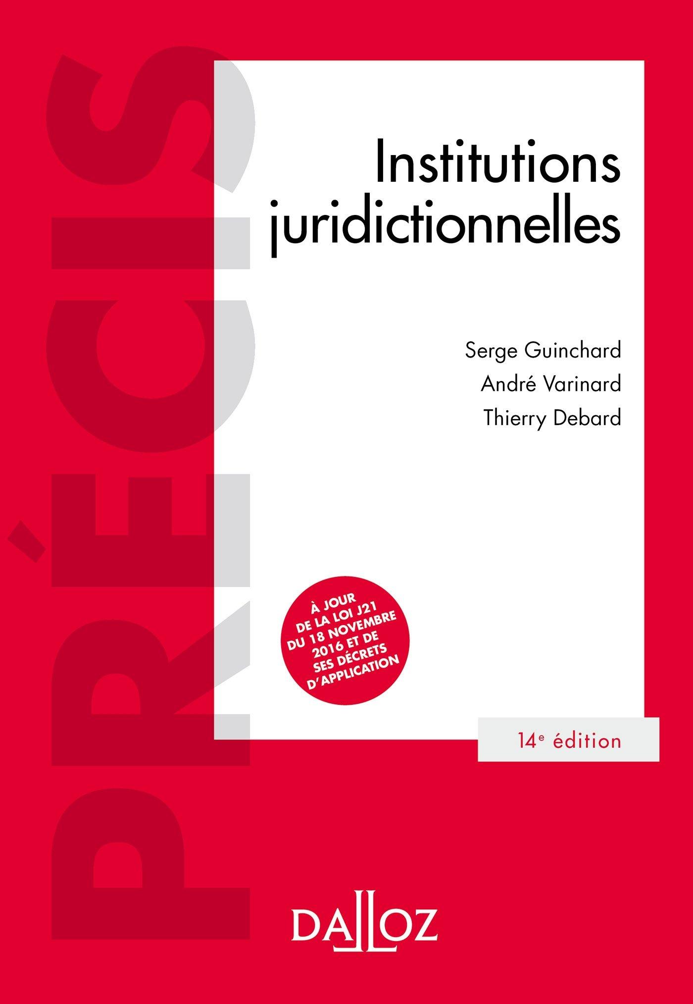 Pdf Telecharger Institutions Juridictionnelles 14e Ed Par Serge Guinchard Thierry Debard Epub Ebook Livrespdfcom Buyers Guide It