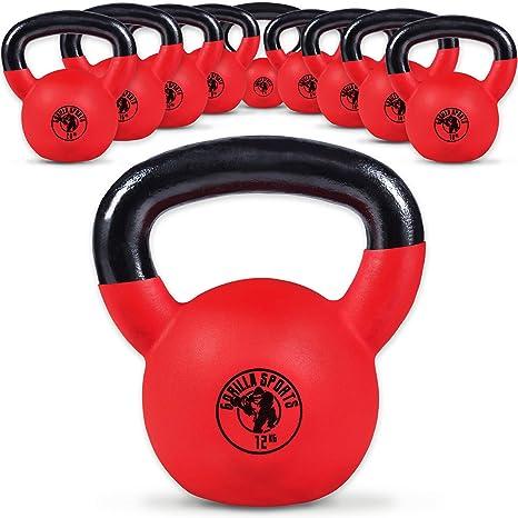 Best Sporting Verstellbare Kettlebell Kugelhantel Hantel Gewicht Fitnesstraining