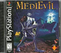 Medievil Playstation Playstation Video Games Amazoncom