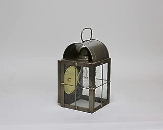 product image for Brass Traditions 131 SHDB Small Wall Lantern 100 Series, Dark Brass Finish 100 Series Wall Lantern