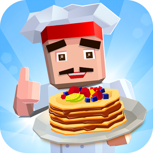 (Pancake Tower Maker: Cooking Chef Bakery Story | Sweet Café World Restaurant Cooking Fever Simulator)