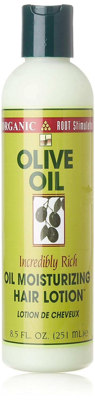 Organic Root Stimulator ORS Olive Oil Rich Moisturising Hair Lotion 251ml/8.5floz Namaste Laboratories 11079