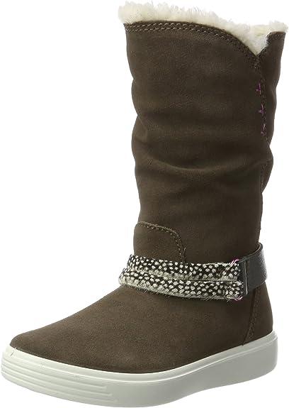 ECCO Girls' S7 Teen Boots: Amazon.co.uk: Shoes & Bags