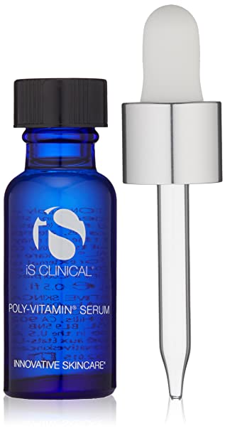 iS Clinical  Poly-Vitamin 2-ounce Serum anti wrinkle retinol cream by umber nyc 30 ml. with almond oil & avocado. reduces fine lines, wrinkles, crows feet, dark circles and puffiness under your eyes.