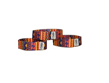 Amazon.com   Native Band Co.- Ponytail Holder Bracelet 1d549f46182