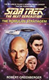 The Romulan Stratagem (Star Trek: The Next Generation Book 35)