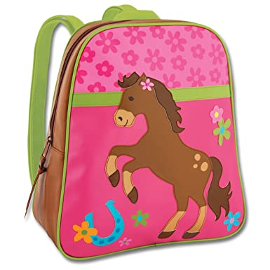 Amazon.com | Stephen Joseph Horse Backpack - Girls Backpacks ...
